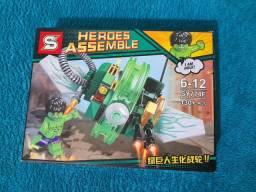 Hulk Marvel heroi