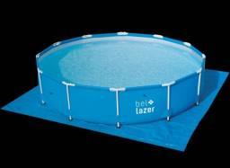 Piscina 7.000 litros da marca  Bel Lazer