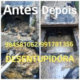 Título do anúncio: DESENTUPIMENTO DE VASO SANITÁRIO DOMINGO ATÉ AS 10 DA NOITE