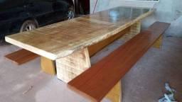 Título do anúncio: Mesa madeira