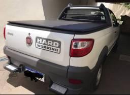 Fiat/Strada Working HARD 1.4 Fire Cabine Simples - branca - flex - 2020