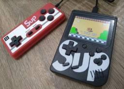 Mini Game Portátil Retro Game Sup 400 Jogos Com Controle