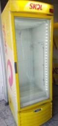 Título do anúncio: Freezer expositor cervejeiro metalfrio 497 litros 220V super novo