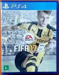 Fifa 17 - PS4 Mídia Física