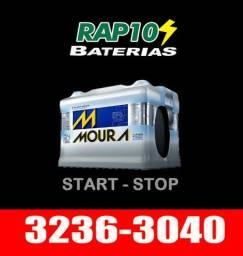 Título do anúncio: Bateria Moura para o seu Corsa com garantia 24 meses
