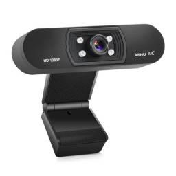 Webcam Full HD 1080p - Excelente qualidade de imagem