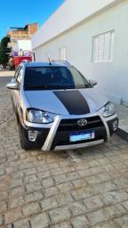 Toyota Etios Cross 1.5 16v Aut. 5p,