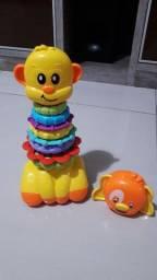 Zoo Argolas Otimo brinquedo coordenação