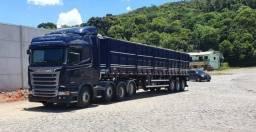 Scania R440 Streamline / entrada R$ 21.000,00