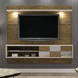 """Maravilhoso Home Suspenso para TV até 60"""". Produto Novo Direto da Fábrica!"""
