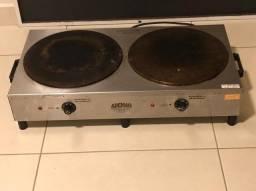 Máquina de crepe elétrica Ademaq