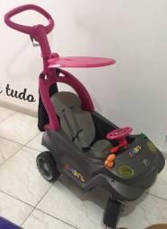 Mini Veículo Smart Baby Comfort - rosa