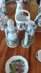 coleção impecável em porcelana