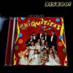 CD Chiquititas em Festa 1998