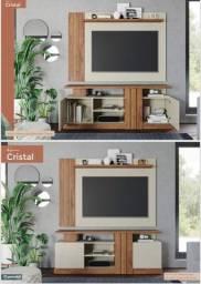Promoção!! Kit Sala Rack + Painel para TV - Apenas R$669,00
