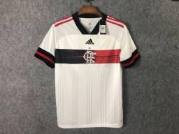 Camisa do Flamengo Branca