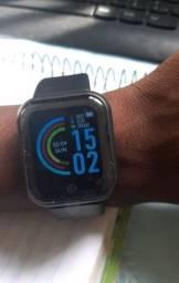 Smartwatch Y68/D20 relógio inteligente