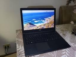 Notebook Acer i5 7a c/Garantia!