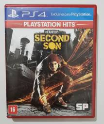Infamous Second Son - Playstation 4 - Ps4 - Semi Novo