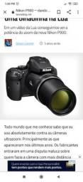 Câmera Nikon p550