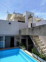 Cobertura de Luxo com 220 m², em frente ao mar da Praia da Costa