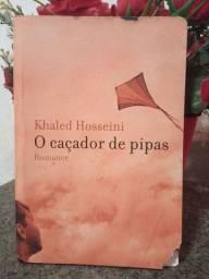 """Livro """"O caçador de pipas"""" - Khaled Hosseini"""