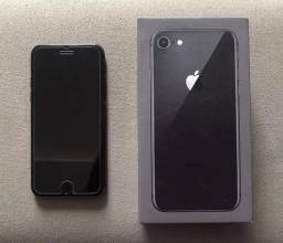 iPhone 8 64gb preto