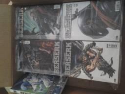 Berserk mangá de luxo volumes 01 - 21