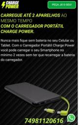 Carregador portátil ( charge power®)