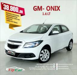 CHEVROLET ONIX 2015/2015 1.4 MPFI LT 8V FLEX 4P MANUAL - 2015