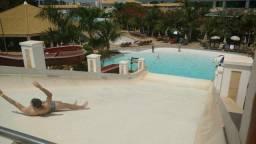 Caldas Novas, Hotel Lacqua - O melhor oásis de águas quentes da cidade. *