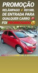 Olha SÓ ISSO!! R$1MIL DE ENTRADA(HB20 1.6 2013)