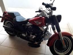 Harley-davidson Fat Boy 2013 - 2013 comprar usado  Londrina