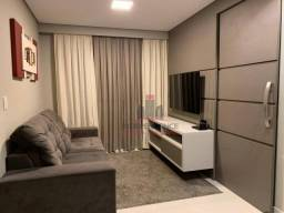 Apartamento à venda, 56 m² por r$ 250.000,00 - parque residencial flamboyant - são josé do