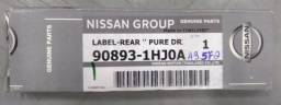908931HJ0A- Emblema Pure Drive March 2012 A 2013