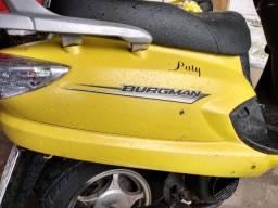 Suzuki burgman 125 peças 100,