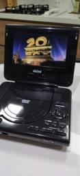 DVD Portátil VICINI VC-6100