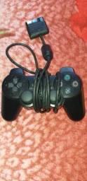 Controle do PlayStation 1 e 2