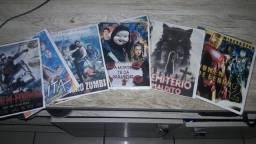 Vendo Filmes Terror, Comédia, etc.