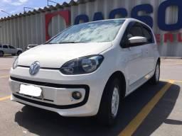 Volkswagen Up White I-Motion Completo! - 2014