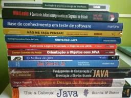 Livros de programação de software