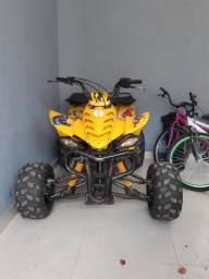 Quadriciclo Shineray 150cc usado - 2014