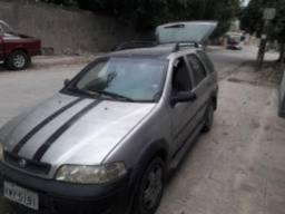 Vendo ou troco por carro menor - 2001