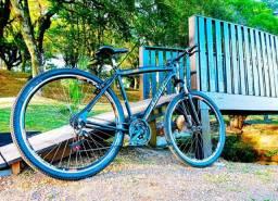 Bicicleta - Bike - MTB - NH - Aro e Quadro 29 - Marca Track