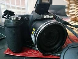 Câmera fotografica e filmadora digital