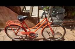 Ótima oportunidade para ter uma Bike Unissex Linda e NOVINHA (BARATO)(ITAJAÍ)