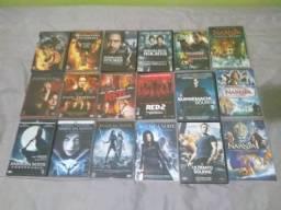 DVD filmes e coleções originais