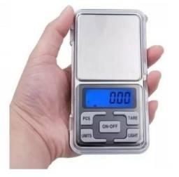 Mini Balança Digital - Pocket Scale