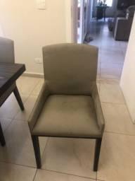 Cadeiras unidade
