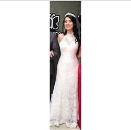 Vestido de Casamento Branco